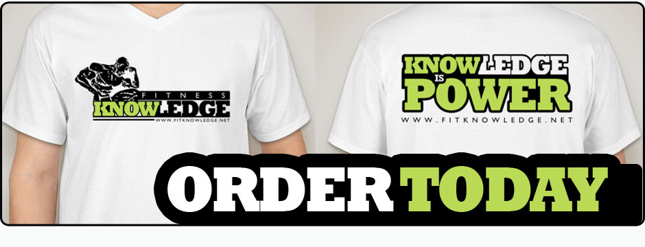 order your shirt today!